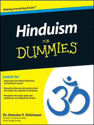 cover image of Hinduism For Dummies