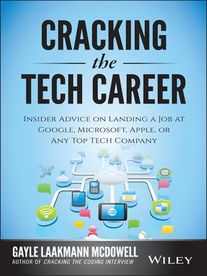 cover image of Cracking the Tech Career