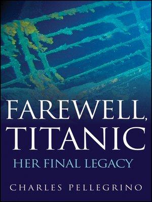 cover image of Farewell, Titanic