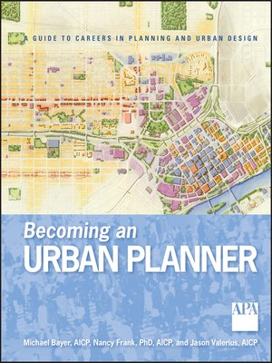 cover image of Becoming an Urban Planner