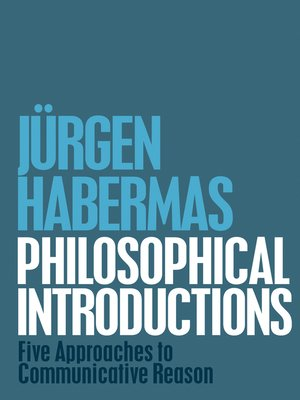 cover image of Philosophical Introductions