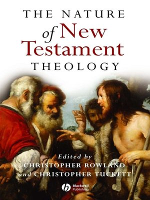 cover image of The Nature of New Testament Theology
