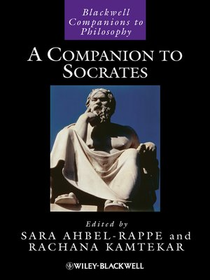 cover image of A Companion to Socrates