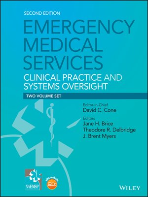 cover image of Emergency Medical Services