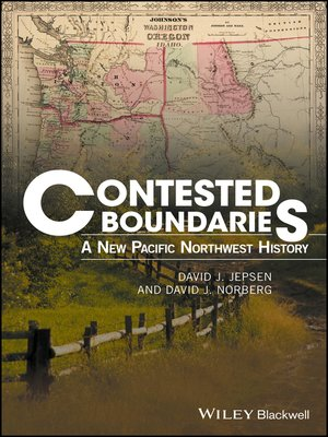 cover image of Contested Boundaries
