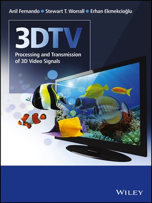 cover image of 3DTV