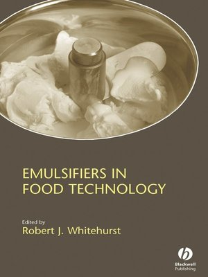 Emulsifiers In Food Technology