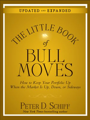 cover image of The Little Book of Bull Moves, Updated and Expanded