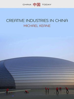 cover image of Creative Industries in China