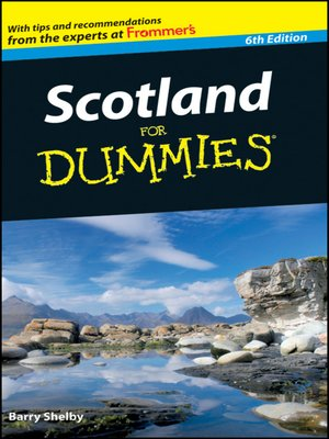 cover image of Scotland For Dummies