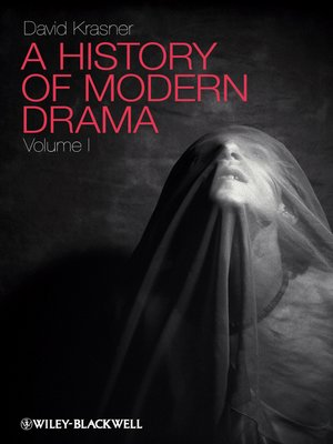 cover image of A History of Modern Drama