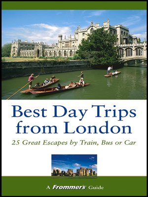 cover image of Frommer'sBest Day Trips from London