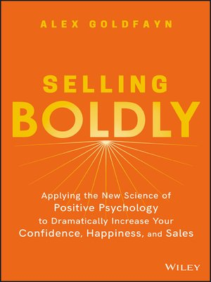 cover image of Selling Boldly
