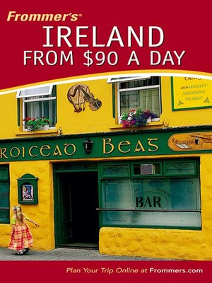 cover image of Frommer's Ireland from $90 a Day