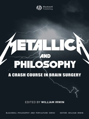 cover image of Metallica and Philosophy
