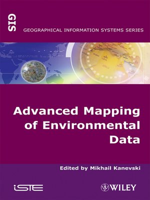 cover image of Advanced Mapping of Environmental Data