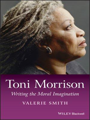 cover image of Toni Morrison
