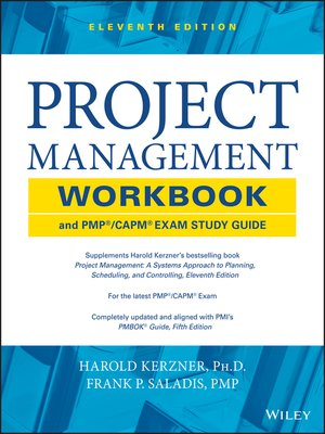 cover image of Project Management Workbook and PMP / CAPM Exam Study Guide