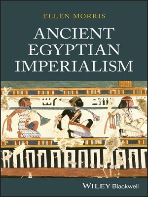 cover image of Ancient Egyptian Imperialism