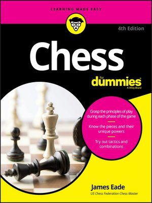 cover image of Chess for Dummies