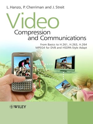 cover image of Video Compression and Communications