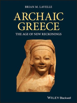 cover image of Archaic Greece