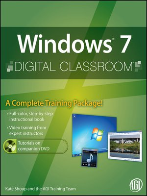 cover image of Windows 7 Digital Classroom