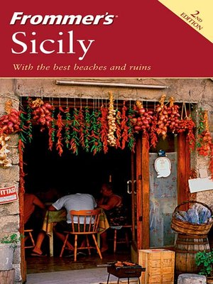 cover image of Frommer's Sicily