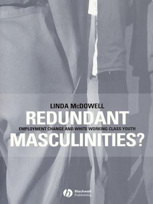 cover image of Redundant Masculinities