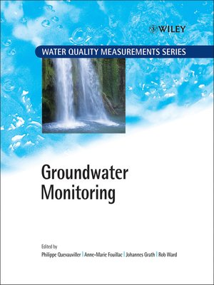 cover image of Groundwater Monitoring