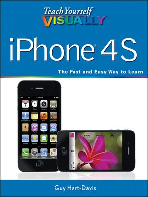 cover image of Teach Yourself VISUALLY iPhone 4S