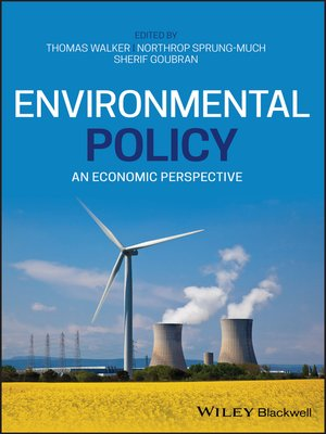 cover image of Environmental Policy