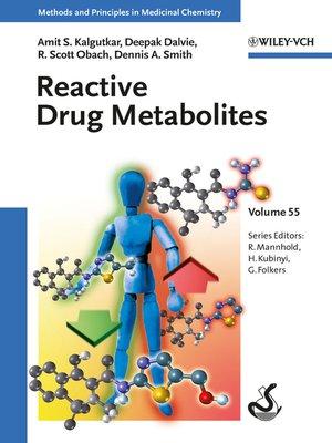 cover image of Reactive Drug Metabolites