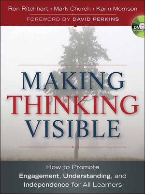 cover image of Making Thinking Visible