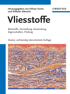 cover image of Vliesstoffe