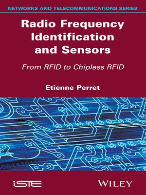 cover image of Radio Frequency Identification and Sensors
