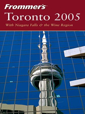 cover image of Frommer's Toronto 2005