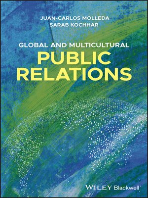 cover image of Global and Multicultural Public Relations