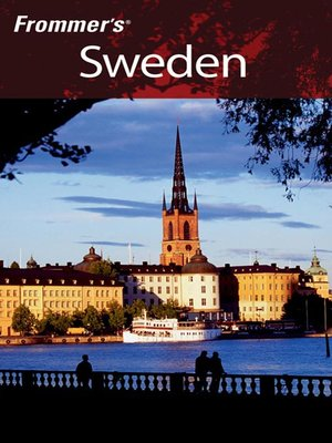 cover image of Frommer's Sweden