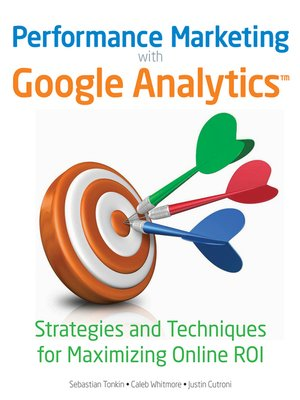 cover image of Performance Marketing with Google Analytics