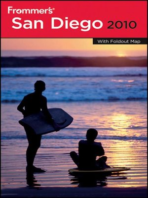 cover image of Frommer's San Diego 2010
