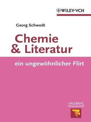 cover image of Chemie und Literatur