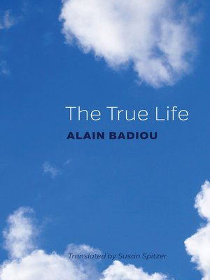 cover image of The True Life