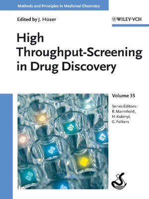 cover image of High-Throughput Screening in Drug Discovery, Volume 35