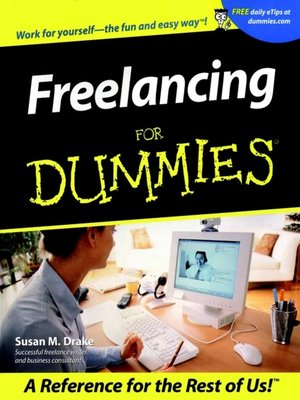 cover image of Freelancing For Dummies