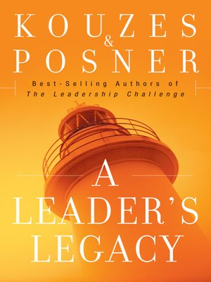 cover image of A Leader's Legacy