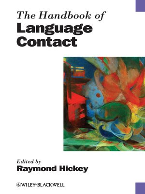 cover image of The Handbook of Language Contact