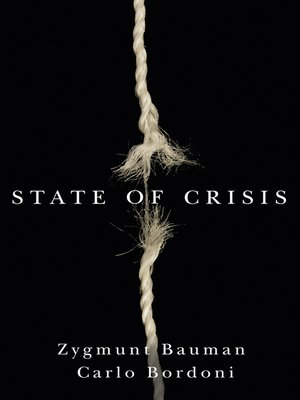 cover image of State of Crisis
