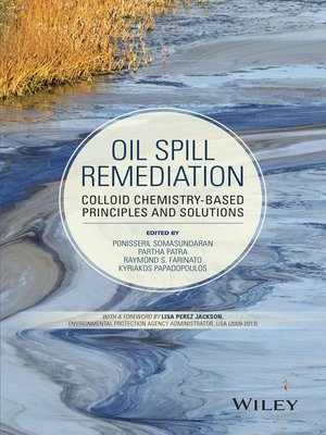 cover image of Oil Spill Remediation