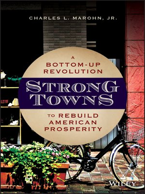 cover image of Strong Towns
